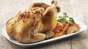 Sárga csirke